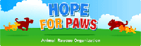 Hope For Paws Coupons